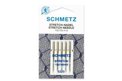 130/705 H-S Schmetz иглы стрейч (5 шт.)