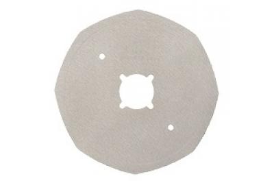 Лезвие дискового ножа 100мм (8-гранное)