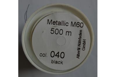 Металлизированная нить Metallic № 60 500 м