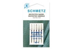 130/705 H-M Schmetz иглы шелк (5 шт.)