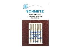 130/705 H-LL Schmetz иглы для кожи (5 шт.)